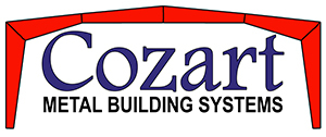 Cozart Metal Building Systems Logo
